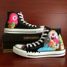 Ice Cream Eyes Monsters Original Design Converse All Star Hand Painted Canvas Shoes