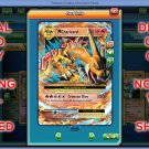 M MEGA CHARIZARD EX 13/108 Ultra Rare Holo NEW Pokemon XY Evolutions Set TCGO TCG Online