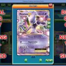 MEWTWO EX 52/108 Ultra Rare Holo NEW Pokemon XY Evolutions Set TCGO TCG Online