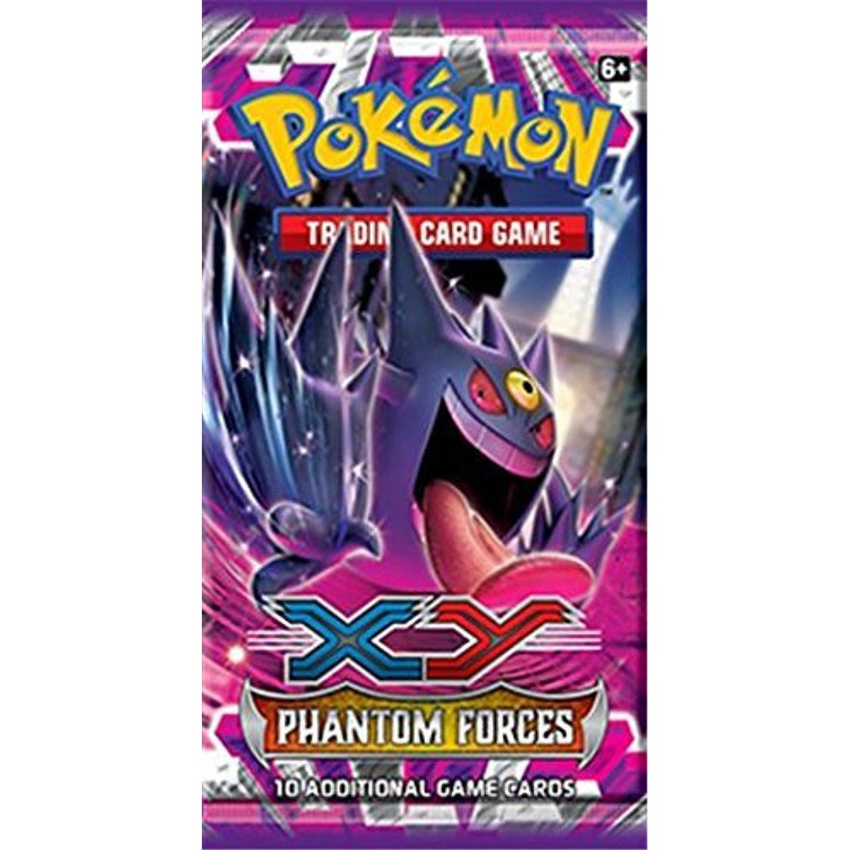 Phantom Forces DIGITAL Booster Pack (XY Series) Pokemon TCGO TCG Online READ DESCRIPTION!