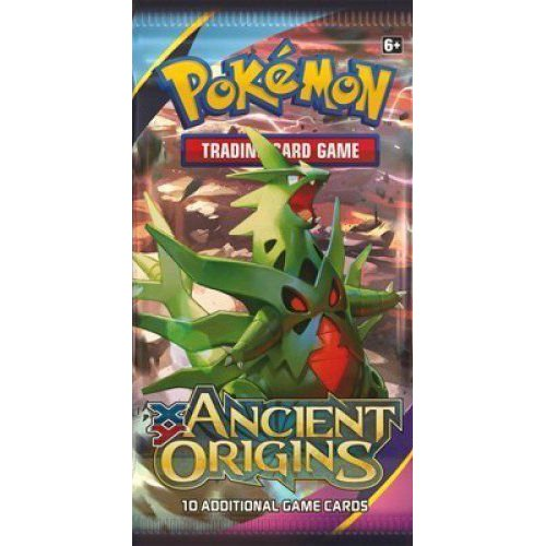 Ancient Origins DIGITAL Booster Pack (XY Series) Pokemon TCGO TCG Online READ DESCRIPTION!