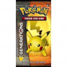 Generations DIGITAL Booster Pack (XY Series) Pokemon TCGO TCG Online READ DESCRIPTION!