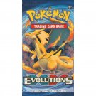 Evolutions DIGITAL Booster Pack (XY Series) Pokemon TCGO TCG Online READ DESCRIPTION!
