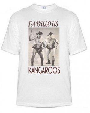 Fabulous Kangaroos Austrailian Pride T-Shirt