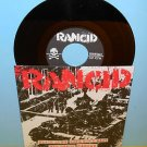 "RANCID black lung - 4 song ep 7"" Record punk Vinyl"