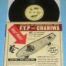 "F.Y.P. / CHANIWA beautiful sounds of skateboarding 10"" Record punk Vinyl fyp"