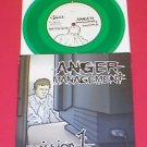 "KILL YOUR IDOLS, HOLDING ON, CLOSE CALL 7"" green Record"