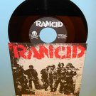 "RANCID civilian ways - 3 song ep 7"" Record punk Vinyl"