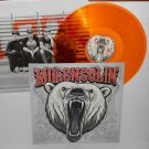 MILLENCOLIN true brew LP Record ORANGE Vinyl with lyrics insert