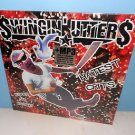 SWINGIN' UTTERS hatest grits / b-sides LP Record SEALED Vinyl , punk , fat wreck