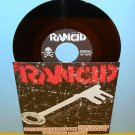 "RANCID who would've thought - 4 song ep 7"" Record punk Vinyl"