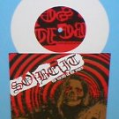"SO BE IT the wrath of the skies 7"" Record WHITE Vinyl R'N'R , Deathwish records"