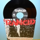 "RANCID holiday sunrise - 4 song ep 7"" Record punk Vinyl"