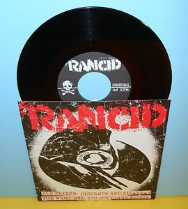 "RANCID old friend - 4 song ep 7"" Record punk Vinyl"