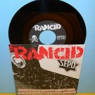 "RANCID tenderloin - 6 song ep 7"" Record punk Vinyl"