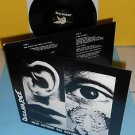 DISCHARGE hear nothing see nothing say Lp Record punk Vinyl with gatefold cover