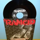 "RANCID dead and gone - 3 song ep 7"" Record punk Vinyl"