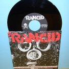 "RANCID kill the lights - 4 song ep 7"" Record punk Vinyl"