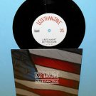 "LESS THAN JAKE american idle , late night 7"" Record , ska punk Vinyl , fat wreck"