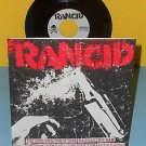 "RANCID i'm not the only one - 5 song ep 7"" Record punk Vinyl"