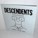DESCENDENTS cool to be you LP Record Vinyl still sealed PUNK fat wreck chords