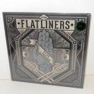 the FLATLINERS dead language LP Vinyl Record , SEALED , fat wreck chords