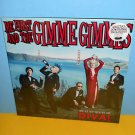 ME FIRST and The GIMME GIMMES we are not men,we are DIVA Lp Record SEALED , nofx