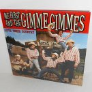 ME FIRST and The GIMME GIMMES love their country Lp Record SEALED , vinyl , nofx