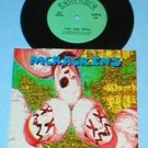 "MCRACKINS life, hey mikey 7"" Record shredder PUNK Vinyl"