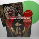 RINGWORM scars Lp GREEN VINYL Record with lyrics insert