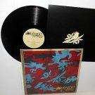 BAYSIDE shudder LP Record black Vinyl with lyrics insert