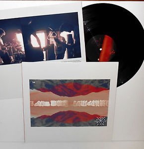 TOUCHE AMORE parting the sea between brightness and me Lp Vinyl Record w/ lyrics