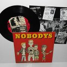 "The NOBODYS welcome to the springs 7"" Vinyl Record , hopeless records , queers"