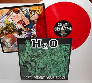 H2O covers DESCENDENTS RAMONES SOCIAL DISTORTION RANCID BAD BRAINS MADBALL Lp