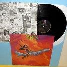 NOFX s & m airlines Lp Record PUNK vinyl with lyrics insert