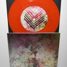 "CONVERGE live at the BBC dark horse 4 song ep 7"" Record ORANGE Vinyl"
