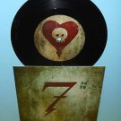 "ALKALINE TRIO this addiction , dine dine my darling 7"" vinyl Record"