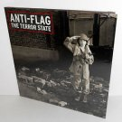 ANTI-FLAG terror state LP Sealed Vinyl, w/ rage against the machine Tom Morello