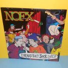 NOFX i heard they suck live LP Record , punk Vinyl , Still Sealed