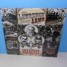 the LAWRENCE ARMS the greatest story ever told LP Record PUNK vinyl SEALED