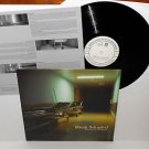 MICAH SCHNABEL when the stage lights Lp Record w/ lyrics insert , two car garage