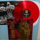 SENSE FIELD s/t self-titled Lp Record RED Vinyl with lyrics insert