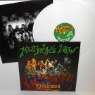 MURPHY'S LAW dedicated LP Record WHITE Vinyl