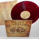 the REAL McKENZIES rats in the burlap Lp Record BURGUNDY Vinyl , limited edition