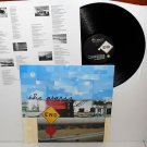the ATARIS end is forever LP Record original kung fu Vinyl with lyrics insert