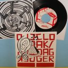 "CLOAK/DAGGER don't need a 7"" Record Vinyl grave mistake/jade tree records"