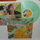 PIEBALD all ears all eyes all the time Lp LIGHT GREEN CLEAR VINYL Record