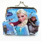 NEW DISNEY FROZEN PRINCESSES BEAUTIFUL CHILDREN'S FASHION WALLET PURSE GIFT -E