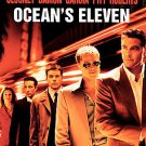 5 DISCS - Ocean's Eleven (DVD) - DISCS ONLY !!!
