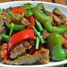Thai Famous Cuisine Stir Fried Beef in Oyster Sauce Recipe Free Shipping